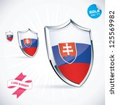i love slovakia flag...