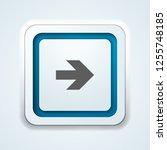 right arrow sign illustration | Shutterstock .eps vector #1255748185