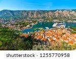 kotor  montenegro   september... | Shutterstock . vector #1255770958