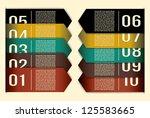 vector design template eps 10   Shutterstock .eps vector #125583665