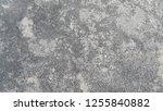grey color floor abstract...   Shutterstock . vector #1255840882