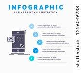 bulk  dialog  instant  mail ... | Shutterstock .eps vector #1256049238