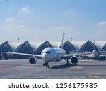bangkok  thailand   november 26 ... | Shutterstock . vector #1256175985