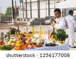 bangkok  thailand   11 09 2018  ... | Shutterstock . vector #1256177008