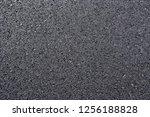 close up of new asphalt road... | Shutterstock . vector #1256188828