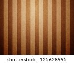 Striped Brown Abstract...