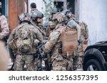 kyiv  ukraine   october 14 ...   Shutterstock . vector #1256357395