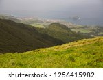 panoramic view point... | Shutterstock . vector #1256415982