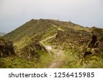 panoramic view point... | Shutterstock . vector #1256415985