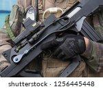 strasbourg  france   december... | Shutterstock . vector #1256445448
