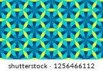 seamless abstract colorful... | Shutterstock .eps vector #1256466112