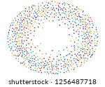 festival pattern with color... | Shutterstock .eps vector #1256487718