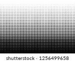 dots background. halftone... | Shutterstock .eps vector #1256499658