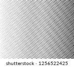 halftone background. fade... | Shutterstock .eps vector #1256522425