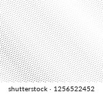 halftone background. fade... | Shutterstock .eps vector #1256522452