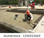kuala lumpur  malaysia  july 25 ... | Shutterstock . vector #1256522665