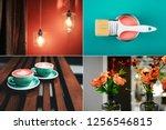 creative collage   mood board... | Shutterstock . vector #1256546815