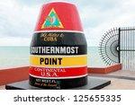 The Key West  Florida Buoy Sign ...
