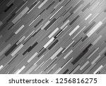 light silver  gray vector... | Shutterstock .eps vector #1256816275