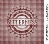 bitterness red seamless emblem... | Shutterstock .eps vector #1256855548