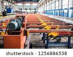 mechanical equipment and... | Shutterstock . vector #1256886538