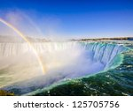 Niagara Falls Landscape And...