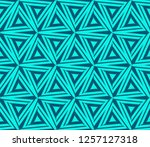 abstract repeat backdrop....   Shutterstock .eps vector #1257127318