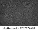texture of asphalt road | Shutterstock . vector #1257127648