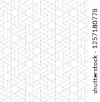pattern with thin straight... | Shutterstock .eps vector #1257180778