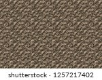 fauxe leather seamless texture... | Shutterstock . vector #1257217402