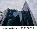 montreal quebec canada 06 12 17 ... | Shutterstock . vector #1257258022