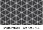 seamless inverse black and... | Shutterstock .eps vector #1257258718