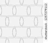 vector seamless pattern.... | Shutterstock .eps vector #1257279112