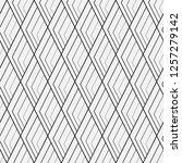 vector seamless pattern.... | Shutterstock .eps vector #1257279142