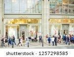 saint petersburg  russia   july ... | Shutterstock . vector #1257298585
