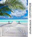 Beautiful Beach Terrace In The...