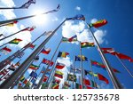 Flags Of All Nations Of The...