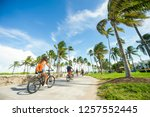 miami   september  2018 ... | Shutterstock . vector #1257552445