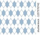 vector geometric mesh seamless...   Shutterstock .eps vector #1257570742