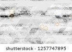 urban geometric camouflage... | Shutterstock .eps vector #1257747895