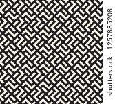 vector seamless pattern. modern ...   Shutterstock .eps vector #1257885208