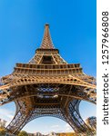 Ultra Wide Angle Eiffel Tower - Fine Art prints