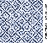 kaleidoscopic bleached shibori... | Shutterstock . vector #1258013305
