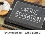 Online Education Concept  ...