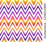 vector abstract geometric... | Shutterstock .eps vector #1258312885