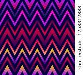 vector abstract geometric... | Shutterstock .eps vector #1258312888