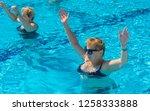 alanya  turkey   october 05 ... | Shutterstock . vector #1258333888