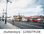 07 jan 2018 bangkok  thailand   ... | Shutterstock . vector #1258379158