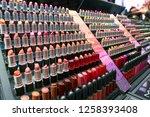 rome  italy   circa november ... | Shutterstock . vector #1258393408