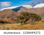 helm crag is a fell in the... | Shutterstock . vector #1258499272
